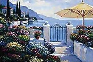 Gateway To Sea by John Zaccheo