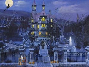 Haunted House by John Zaccheo