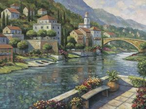 Italian Vista by John Zaccheo