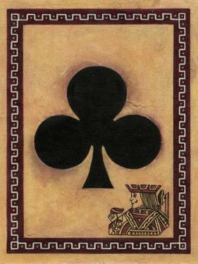 Jack of Clubs by John Zaccheo