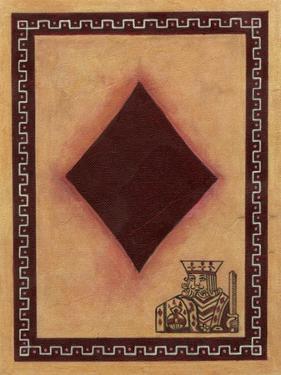 King of Diamonds by John Zaccheo