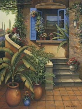 Stairway to Paradise by John Zaccheo