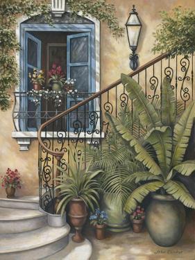 Stairway to the Sky by John Zaccheo
