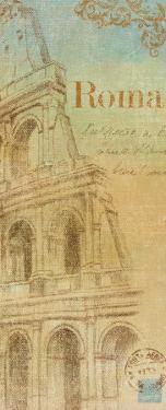 Travel Monuments IV by John Zaccheo