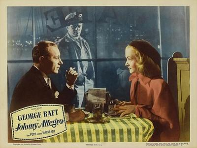 Johnny Allegro, 1949