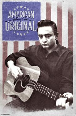 Johnny Cash - Flag