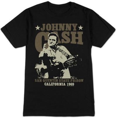 Johnny Cash- San Quentin Stars