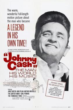 Johnny Cash-The Man, His World, His Music, Johnny Cash, 1969