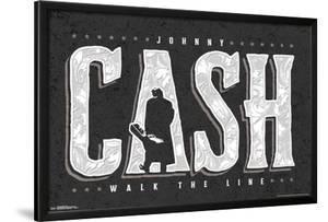JOHNNY CASH - TYPE