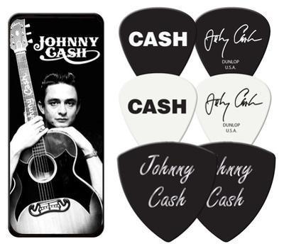 Johnny Cash - Young Man Guitar Picks