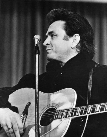 johnny cash posters at. Black Bedroom Furniture Sets. Home Design Ideas