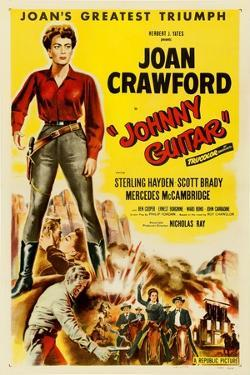 Johnny Guitar, 1954, Directed by Nicholas Ray