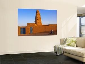Grande Mosquee by Johnny Haglund