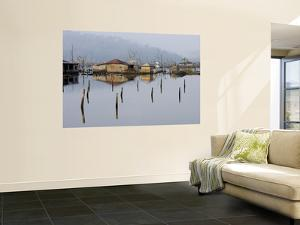 Village Flooded During the Tsunami in 2004, Where the Water Never Went Away by Johnny Haglund