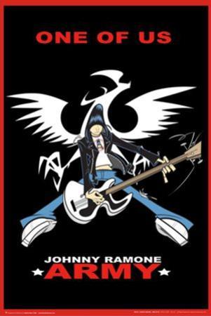 Johnny Ramone- Animated Army
