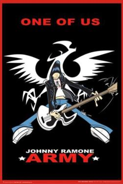 Johnny Ramone- Animated Army
