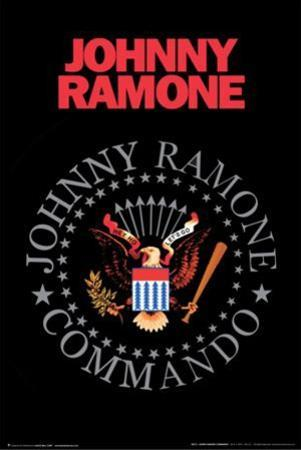 Johnny Ramone- Commando