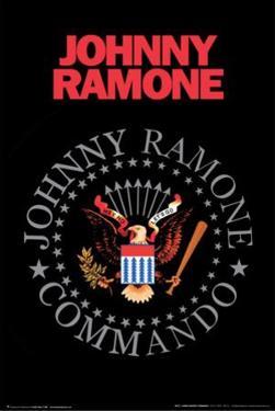 Johnny Ramone- Commando