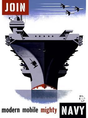 Join the Navy, Modern Mobile Mighty