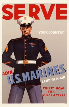 Join The US Marines