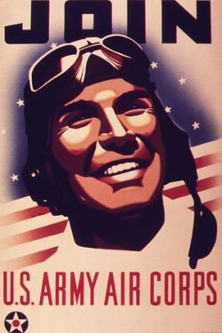 Join U.S. Army Air Corps, 1943