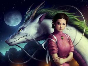Dragon Night by JoJoesArt