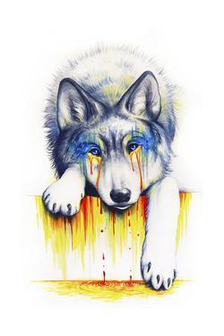Drowning in Tears by JoJoesArt
