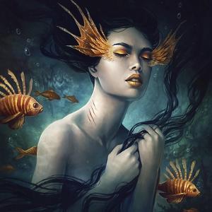 Mermaid by JoJoesArt