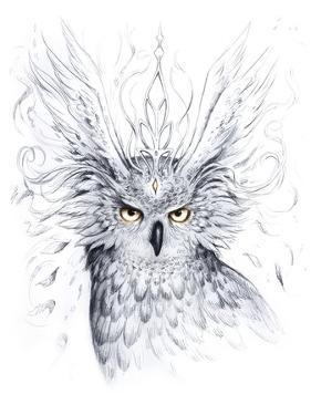Owl by JoJoesArt