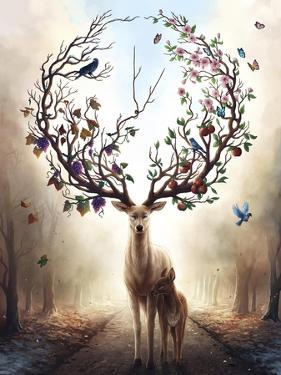 Seasons by JoJoesArt