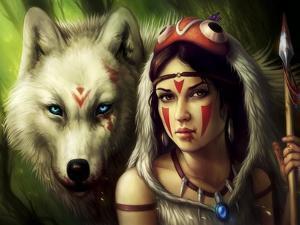 Warrior Princess by JoJoesArt