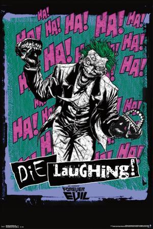 Joker - Die Laughing
