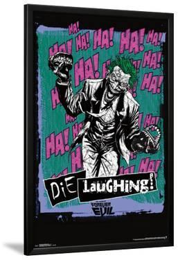 Joker - Die Laughing