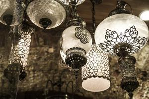 Istanbul, Turkey. Turkish Lamps, by Jolly Sienda