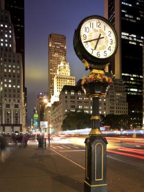 5th Avenue, Manhattan, New York City, USA by Jon Arnold