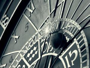 Astronomical Clock, Old Town Hall, Prague, Czech Republic by Jon Arnold