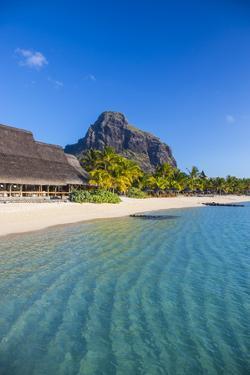 Beachcomber Paradis Hotel, Le Morne Brabant Peninsula, Black River (Riviere Noire), Mauritius by Jon Arnold