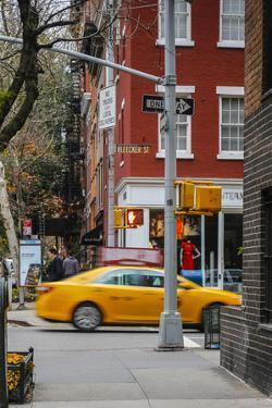 Bleeker Street, Greenwich Village, Manhattan, New York City, New York, USA by Jon Arnold