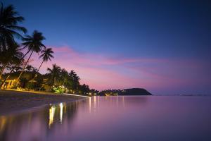 Bo Phut Beach, Koh Samui, Thailand by Jon Arnold