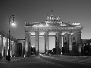 Brandenburg Gate, Berlin, Germany by Jon Arnold