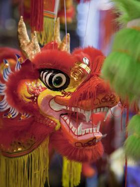 Chinese Dragon, Kuala Lumpur, Malaysia by Jon Arnold