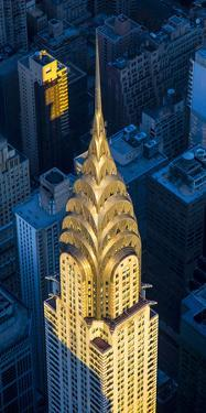 Chrysler Building, Manhattan, New York City, New York, USA by Jon Arnold