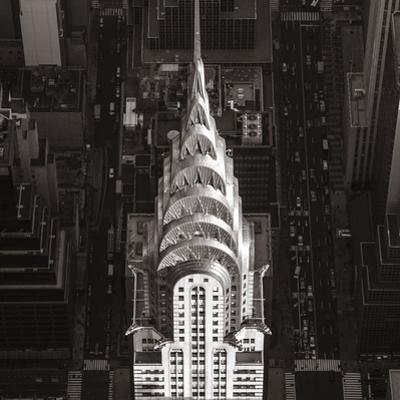 Chrysler Building, Midtown Manhattan, New York City, New York, USA by Jon Arnold