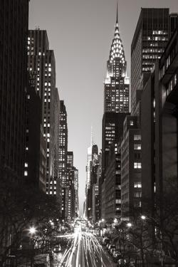 Chrysler Building, Midtown Manhattan, New York City, New York, USA by Jon Arnold