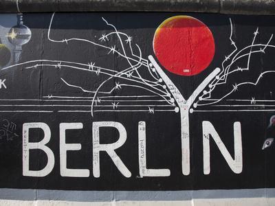 Eastside Gallery (Berlin Wall), Muhlenstrasse, Berlin, GermanyJon Arnold