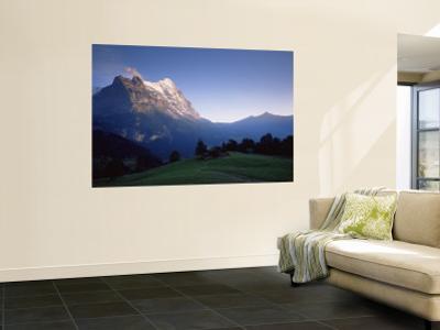 Eiger, Grindelwald, Berner Oberland, Switzerland by Jon Arnold