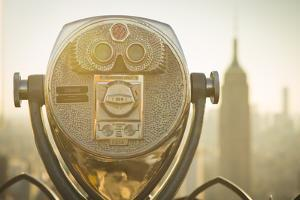 Empire State Building, Manhattan, New York City, New York, USA by Jon Arnold