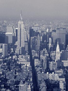 Empire State Building, New York City, USA by Jon Arnold
