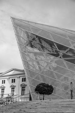 Extension by Daniel Libeskind, Militarhistorische Museum, Dresden, Saxony, Germany by Jon Arnold