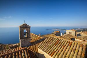 Eze, Alpes-Maritimes, Provence-Alpes-Cote D'Azur, French Riviera, France by Jon Arnold
